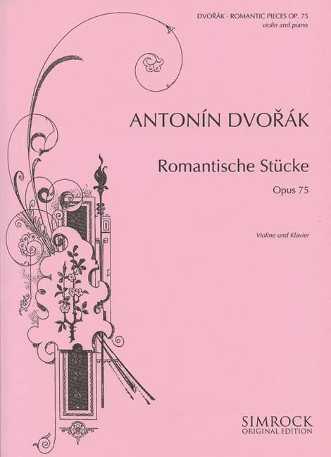 Romantic pieces op.75 image
